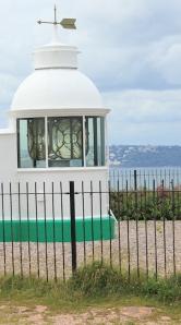 Berry Head light house, Ruths walk in Torbay