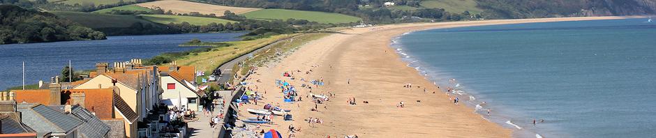 header, Slapton Sands - Ruth's coastal walk.