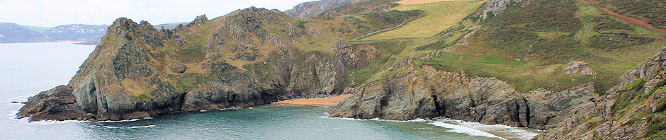 Gammon Head - Ruth's coastal walk