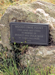 Woodcombe Point - Ruth's coastal walk, Devon