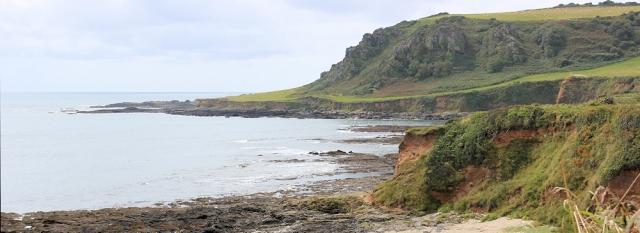 Langerstone Point - Ruth's coastal walk, Devon