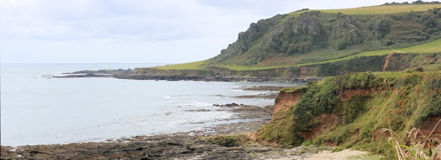 Langerstone Point - Ruth's coastal walk, Devon