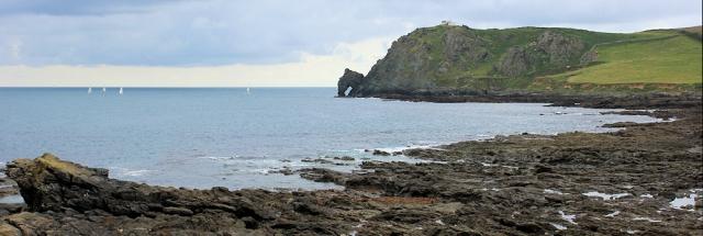 Prawle Point - Ruth's coastal walk, Devon