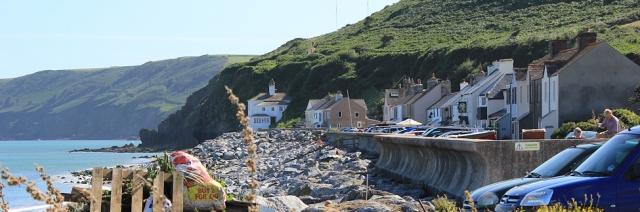 Beesands, Ruth's coastal walk through Devon
