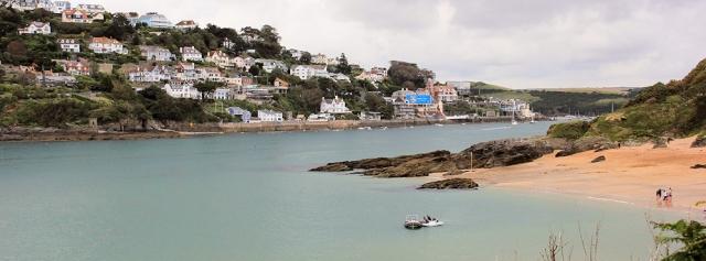 Salcombe - Ruth's coastal walk