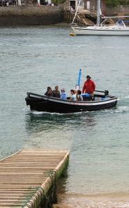 ferry to Salcombe - Ruth's coastal walk