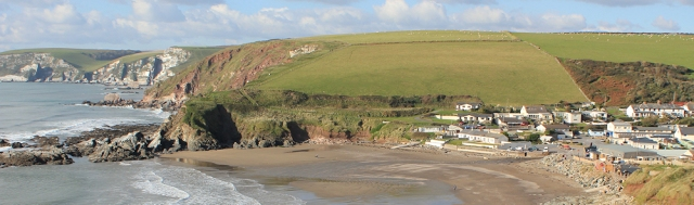 Challaborough - Ruth Livingstone's coastal walk