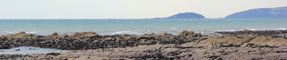 Header - Looe Island from Seaton, Ruth