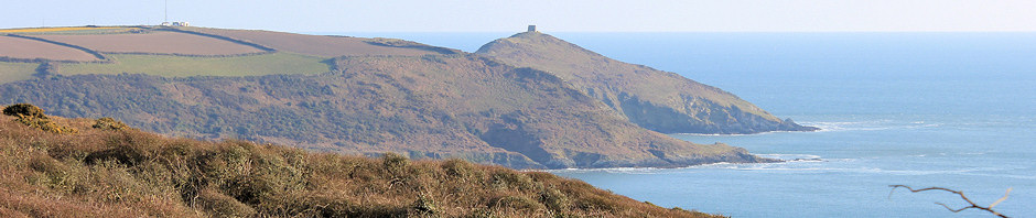 Rame Head, Ruth's coastal walk