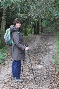 Ruth's coastal walk, South West Coast Path, Noss Mayo, Devon