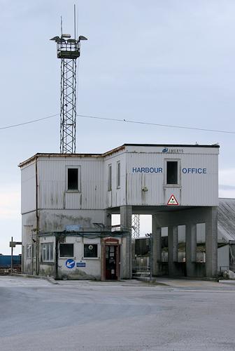 harbour office, Par Sands, Ruth's coastal walk, Cornwall