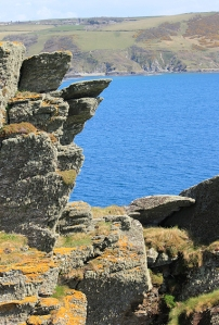Pencarrow Head, Ruth Livingstone, South West Coast Path