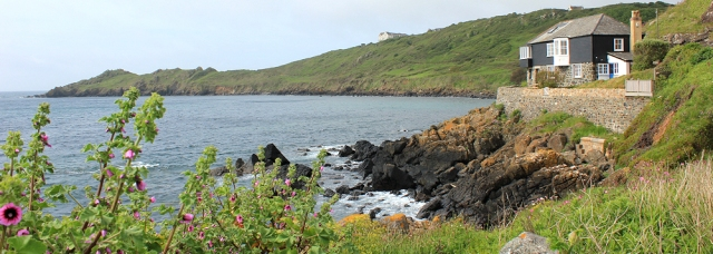 01 from Coverack to Chynhalls Point, Ruth's coastal walk, Cornwall