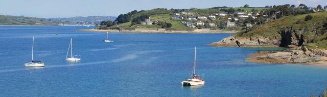 01 St Mawes, Ruth's coastal walk, St Anthony's Head