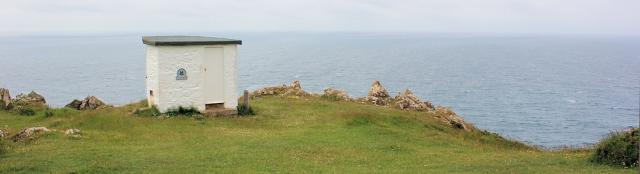 06 Black Head, Ruth's coastal walk, South West Coast Path