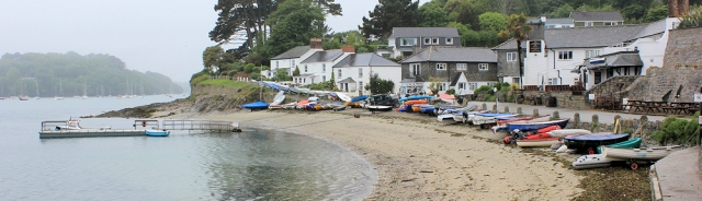 07 Helford Passage, SW Coast Path, Ruth's coastal walk, Cornwall
