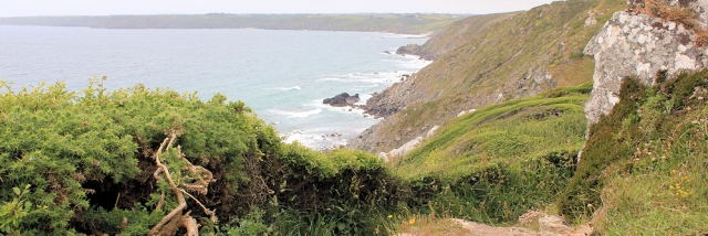10 Carrick Luz, South West Coast Path, Ruth Livingstone