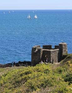 10 Pendennis Point, Falmouth, Ruth's coast walk.