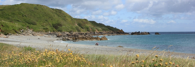 12 Godrevy Cove and Manacle Point, Ruth's coast walking, Cornwall