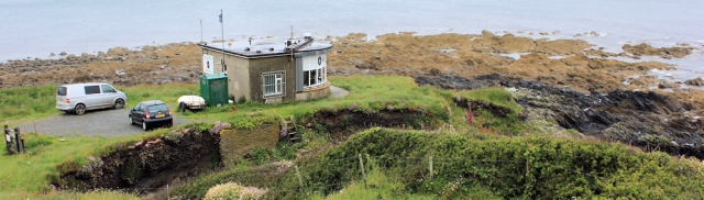 18 Coast watch - Nare Point, South West Coast Path, Ruth's coastal walk