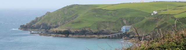 21 Life Boat Station, Lizard, Ruth's coast walking