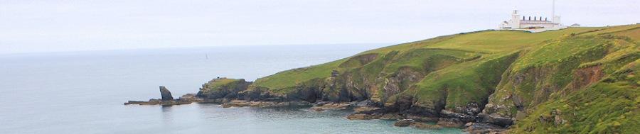 Ruth's coastal walk, Lizard