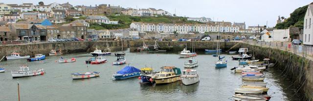 Porthleven, Ruth's coastal walk, Cornwall