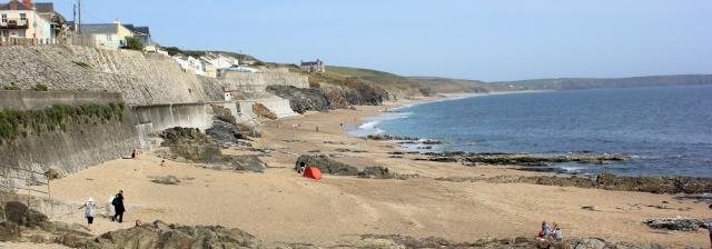 Porthleven Sands, Ruth's coastal walk around UK, SWCP