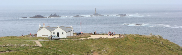 Lands End, Ruth's coastal walking