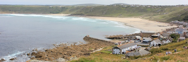 Whitesand Bay, Senna Cove, Ruth's coastal walk