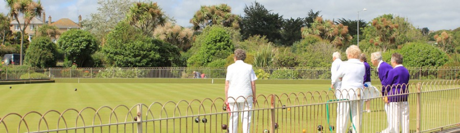 Bowls, Newlyn, Ruth on her coastal walk. SWCP, Cornwall