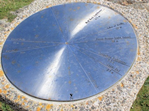 Gwennap Head directions, Ruth's coastal walk