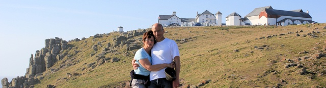 Celebrations at Lands End, Ruth and John