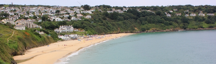 Carbis Bay, Ruth's coastal walk, Cornwall