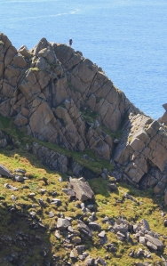 climbers, Ruth Livingstone, Cornwall