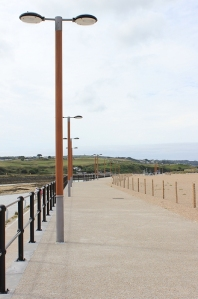 walkway to nowhere, Hayle, Ruth's coastal walk