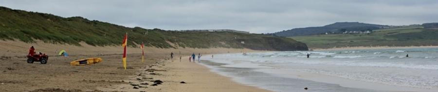 Header, Hayle Towans Beach, Ruth Livingstone