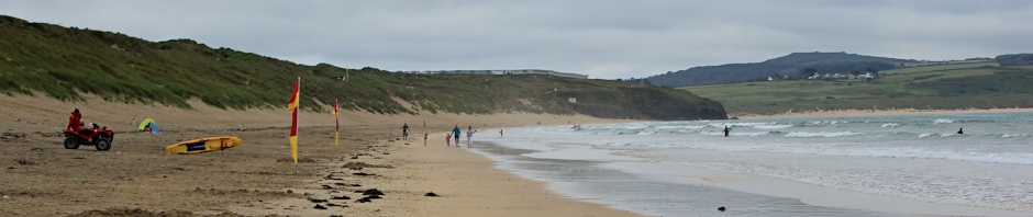 Header, Hayle Towans Beach, Ruth Livingstone