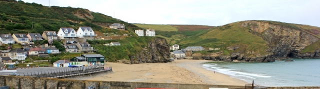 Portreath, Cornwall, Ruth's coastal walk