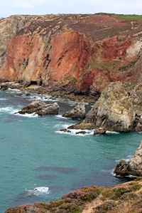 amazing cliffs, Cligga Head, Ruth's coastal walk