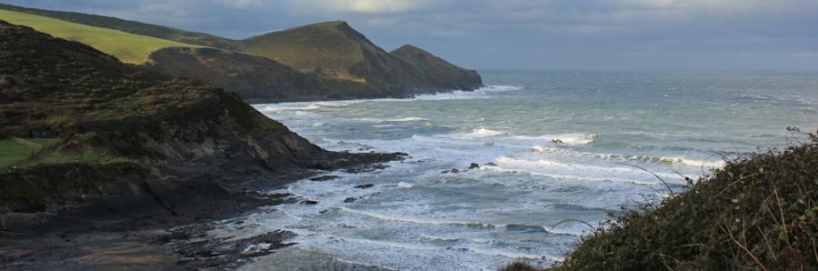 Crackington Haven to Cambeak, Ruth's coastal walk in Cornwall