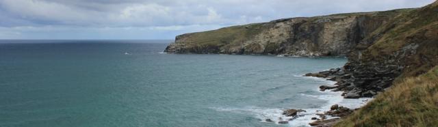 02 Lower Penhallic Point, Ruth's coastal walk around the UK