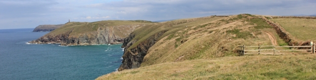 South West Coast Path from Trevone to Padstow, Ruth Livingstone