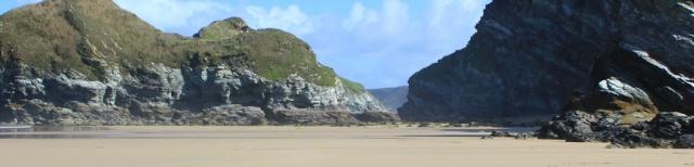 Zacry's Islands, Whipsiderry Beach, Ruth Livingstone's coastal walk