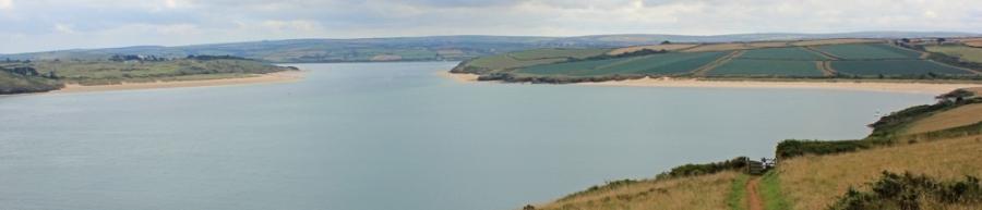 Padstow, The Doom Bar, Ruth's coastal walking