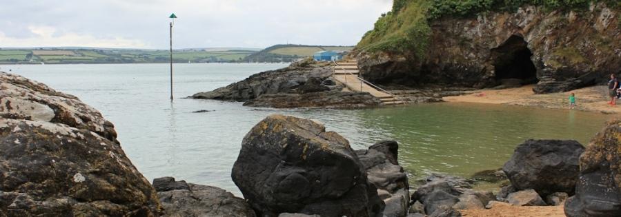 no way across to Padstow, Ruth's coastal walk