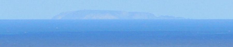 Lundy Island, from Fire Beacon hill, Ruth's coastal walk