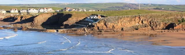 06 Summerleaze beach, Bude, Ruth's coast walk, Cornwall