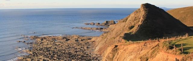 27 St Catherine's Tor, Ruth's coastal walk around the UK