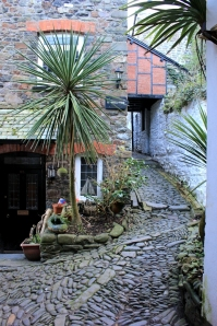 Clovelly street, Ruth Livingstone